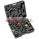 33PCS Radiator Pressure Tester Master Kit, Cooling System Service Tools of Auto Repair Tools
