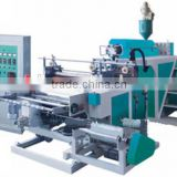 EN-STA Single layer stretch film rewinding machine