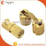 Hidden Invisible Hinge Barrel Copper Concealed Hinge