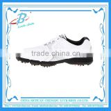Original design golf shoes hiking shoes with skidproof rubber sole for wholesale hugh quality