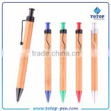 Small MOQ Promotional Recycle eco fiendly recycled ball point pen