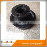 Construction building truck parts natural rubber concrete pump rubber piston\/ ram\/ piston cup\/ sealing