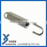 custom metal wire spring with diameter form 0.15-7.0mm