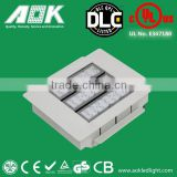 CE CB RoHS TUV-GS SAA UL cUL DLC certified 80W High Efficacy Low Profile LED Canopy Light