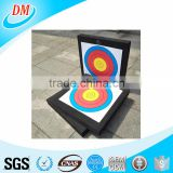 Ranges Round 3D Archery Target Rock Game Use