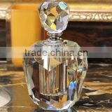 lovely crystal perfume bottle for wedding