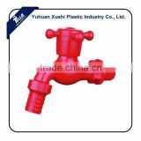 Plastic OEM Manufactory 1/2 16mm 3/4 25mm tap with connector