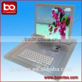 LCD Monitor Screen Motorized Flip Up System Device with Keyboard and Mouse for School Equipment