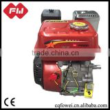 small 4-stroke petrol gasoline engine for inflatable boat