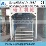 Rich experience factory manufacturing QT10-15 cement fly ash full automatic brick making machine price