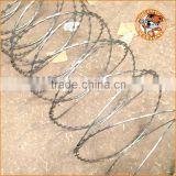 Steel Galvd Razor Wire
