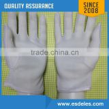 ELES wholesale cleanroom antistatic dotted gloves ESD dotted gloves