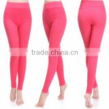 brand seamless nine minute shape body stretch cotton pants/trousers/leggings/tight wholesaler for spring&summer