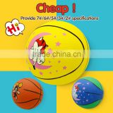 polyester basketball ball, stuffed basketball toy