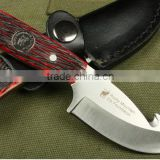 AK-1210 Stainless Steel Durable used hunting knifes for camping rescue pocket knives pocket knifes