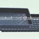 Black Rectangle Sprouting Tray
