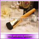 Makeup Use Cosmetic Brush Liquid Foundation Wood Makeup Brushes from JDK, Custom Logo made makeup brushes