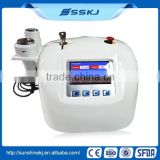 Hot selling mini cheapest weight loss portable slimming cavitation machine price