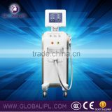 Painless precise targeting high absorption tripolar radio frequency skin care face lifting