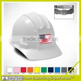 ANSI Z89.1-2003, Type 1, Class C, E and G requirements Safety Helmet With Chin Strap,Safety Work Helmets, hard hat