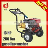 2013 CE approved 13hp gasoline high pressure washer engine fuel solar panel water clean system
