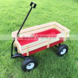 TC4201A Gold supplier long handle folding garden beach kids wagon