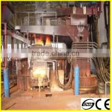 Design industrial small electric arc furnace