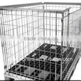 EURO. steel cages,pallet cages,collars