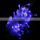 100 LED 10m String Decoration Light for Christmas Party Wedding Blue