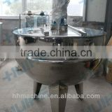dairy processing stainless steel industrial cooking equipment