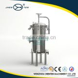 Low factory price water treatment system multicore industrial cartridge filter stainless steel, industrial water filter