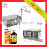 Automatic small doses liquid filling machine