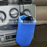 New Portable 12V in Car Auto Travel Baby Food Milk Water Bottle Cup Warmer Heater