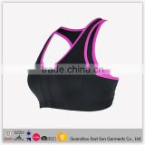 Sportswear Product Type And OEM Service Supply Type Sports Women Hot Sex Yoga Bra Images