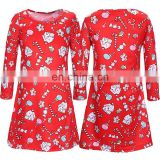 S M L XL Size New Autumn Winter Spring Christmas Doll Candy Party Dress