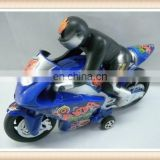 Friction racing car toy mini motorcycle