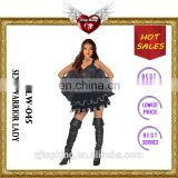 Halloween Sexy Warrior Lady Costumes Sexy Female Fancy Dress for Women