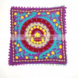 Beautiful Suzani hand made Pillow cover Indian hand Embroidery suzani cushion cover wholesale