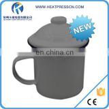 Factory Directly Sublimation Metal Camp Mug