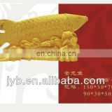 chinese zodiac gold figurine gift for office&home collection