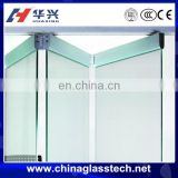 CE&ISO&CCC Certificate 6mm Office Use Frosted Glass Room Dividers