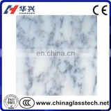 Acid Resistant Tempered Marbling Decorative Glass Wall Art