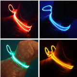 Pet Collars dog LED Collar light