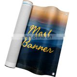 Custom Advertising PVC Fabric Material Mesh Banner