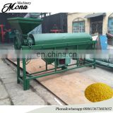 Top grade factory supply machines for cleaning seeds/flax seed cleaning machine/grain process equipment