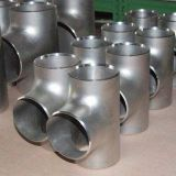 din 2615 carbon steel sch40 equal pipe tee wholesale online hot goods