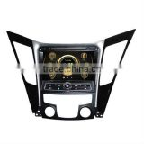 car multimedia navigation system for Hyundai Sonata with GPS/Bluetooth/Radio/SWC/Virtual 6CD/3G internet/ATV/iPod/DVR