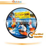 2012 promotional and fashional for dog plastic dog flying frisbee