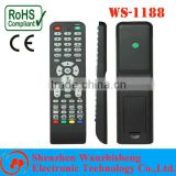NEW universal remote control WS-1188 FOR ALL BRANDS TV,PUSH TO WORK