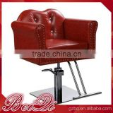 Red Cheap Styling Barber Chair Price ,Hairdressing Makeup Hydraulic Salon Chair on Sale